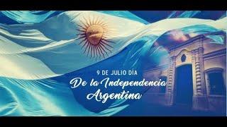 9 de Julio - Día de la Independencia Argentina