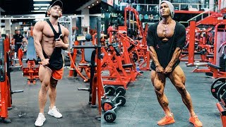 The Perfect Leg Workout!! (Sets and Reps Included)