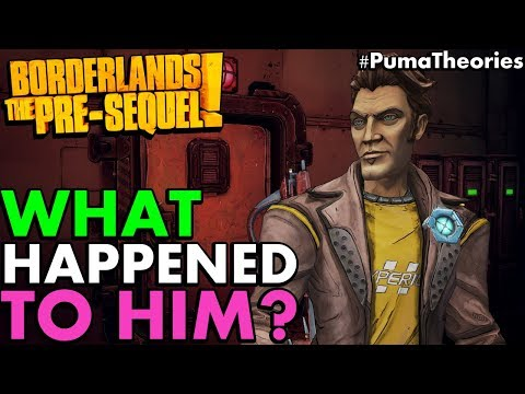 Borderlands: What happened to Jack the Doppelganger (AKA Timothy) From The Pre-Sequel! #PumaTheories
