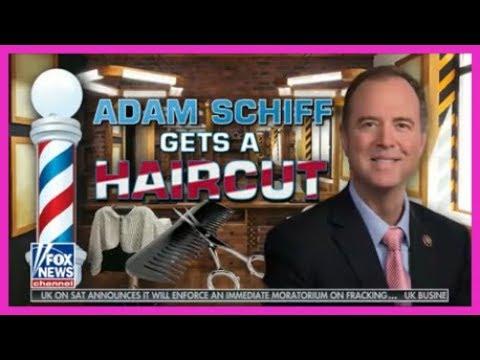 Greg Gutfeld Show Cast 2020.Comedian Tom Shillue As Adam Schiff Gets A Haircut On The Greg Gutfeld Show 4 Of 8 Videos