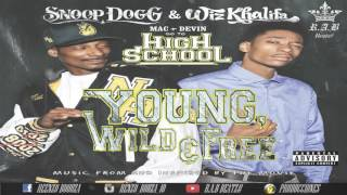 Wiz Khalifa ft Snoop Dogg - Young Wild And Free - Instrumental By R.A.B Beatz#