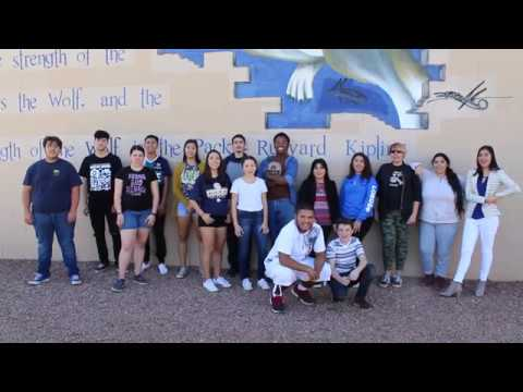 BE THE CHANGE TOLLESON UNION HIGH SCHOOL DISTRICT