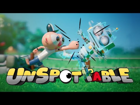 Unspottable - Launch Trailer