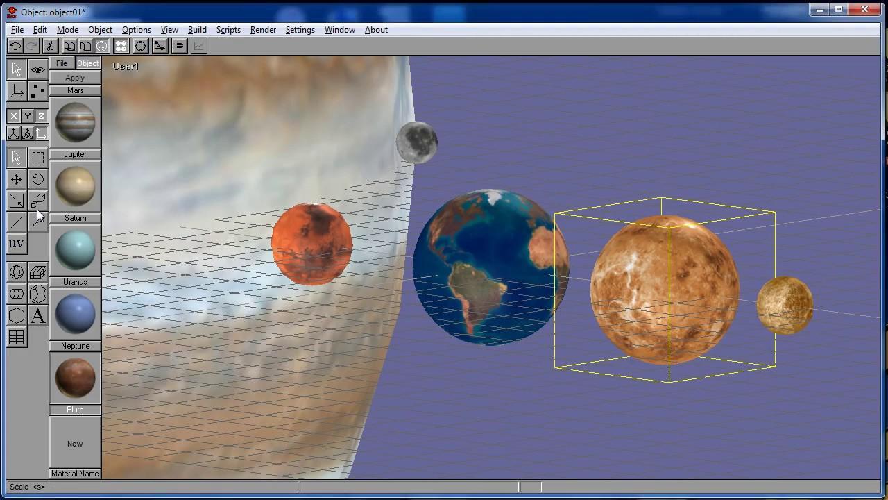 solar system map 3d - photo #21