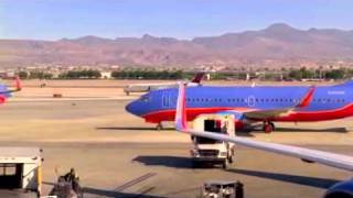 New Terminal at Las Vegas' McCarran Airport