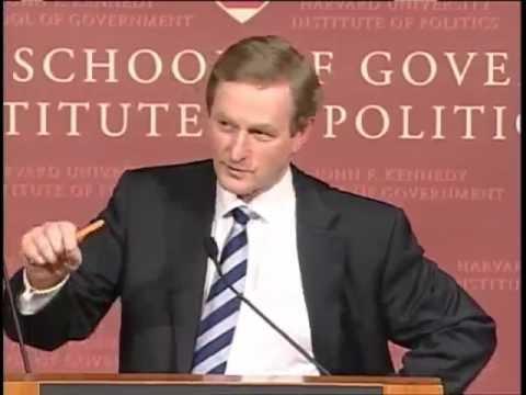 A Public Address by Taoiseach Enda Kenny, Prime Minister of Ireland