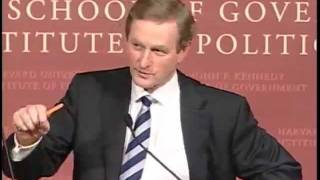 A Public Address by Taoiseach Enda Kenny, Prime Minister of Ireland