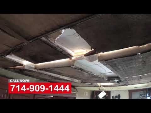 RV Roof Leak Repair Services Orange County California