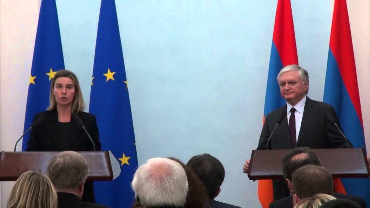 Image result for Nalbandyan Mogherini