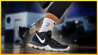 NIKE KYRIE 5 Performance Review [4K]