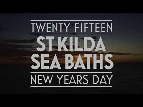 Twenty Fifteen NYD StKilda Sea Baths