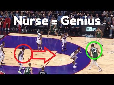 How The Raptors Defense Humiliates NBA Teams
