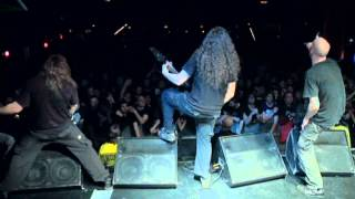Meshuggah (Alive) [22]. Straws Pulled At Random (Toronto)