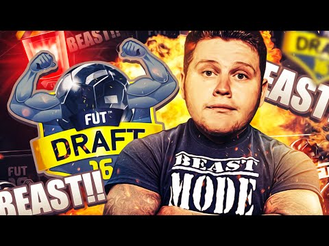 THE STRONGEST DRAFT! (FIFA 16 FUT Draft Challenge)