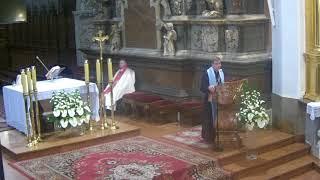 Misje parafialne - nauka ogólna, 15 września 2017, godz.  15.00