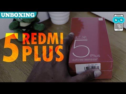Unboxing Xiaomi Redmi 5 Plus (5+) Indonesia, Calon Perusak Harga Pasar