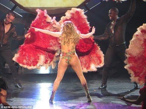 Jennifer Lopez Performance opening night of Vegas residency 2016 Full