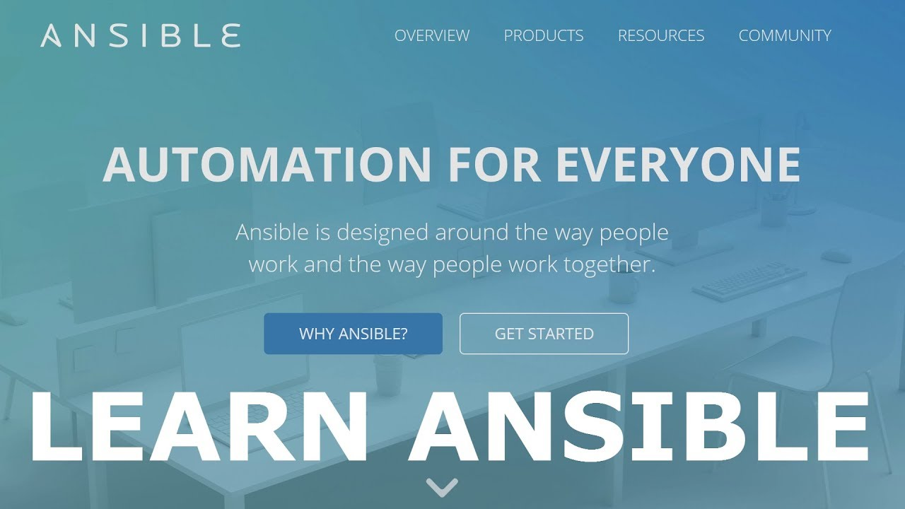Ansible for Network Engineers course: now available! GNS3 & Network  Automation