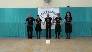 Rustemul Din Oltenia, Romanian folk dance