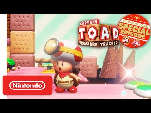 captain-toad:-treasure-tracker---special-episode-dlc-launch-trailer---nintendo-switch
