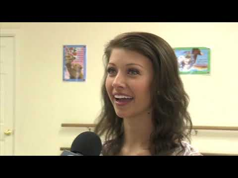 Irish step dancer competing for Miss Oklahoma (2011-03-14)