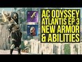 Assassin's Creed Odyssey Fate of Atlantis Episode 3 - NEW ISU GEAR, Abilities & More (AC Odyssey DLC