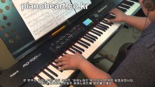 초혼 피아노 연주