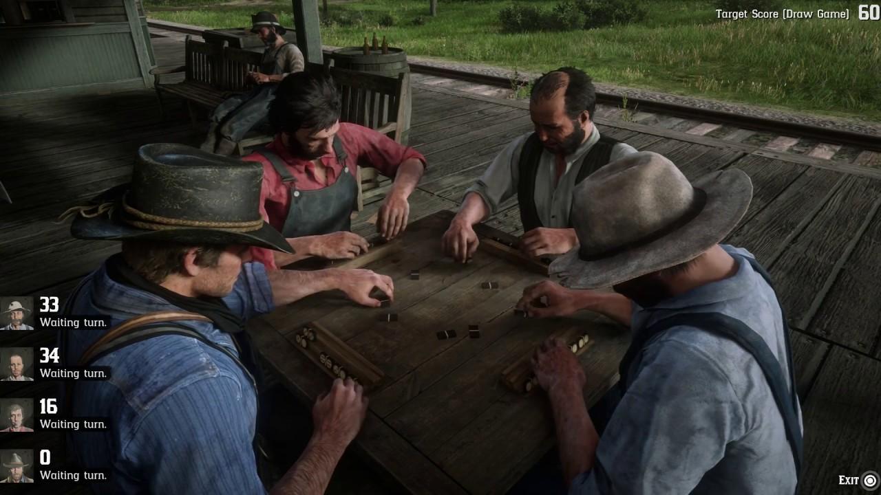 PS4《Red Dead Redemption 2》實機遊玩片段 Part 2 (中文字幕)