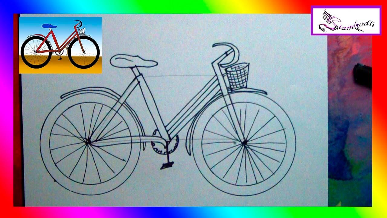 Dibujo f cil para ni os tutorial como dibujar una for Sillas para dibujar facil