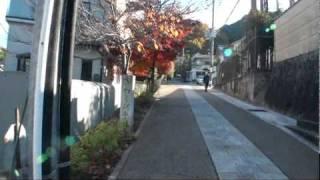C041【京都】宇治川沿いの道-1<京阪宇治駅~宇治上神社>