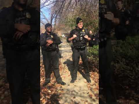 Black Man Gets Arrested In front of his house after doing a good deed