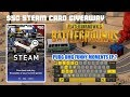 PUBG OMG Funny Moments Ep 7*$50 STEAM CARD GIVEAWAY* (Playerunknowns Battlegrounds)