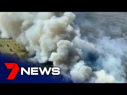 Catastrophic fire danger rating declared for parts of NSW | 7NEWS