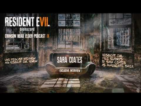 Resident Evil 7 Podcast Sara Coates