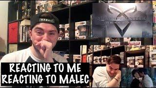 REACTING TO ME REACTING TO MALEC