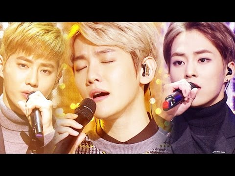 """""""Comeback Special"""" EXO - Nyanyikan Untukmu @ Lagu Populer Inkigayo 20151213"""