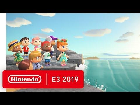 Крупные эксклюзивы для Nintendo Switch в 2020