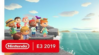 Download Animal Crossing: New Horizons - Nintendo Switch Trailer - Nintendo E3 2019 Mp3 and Videos