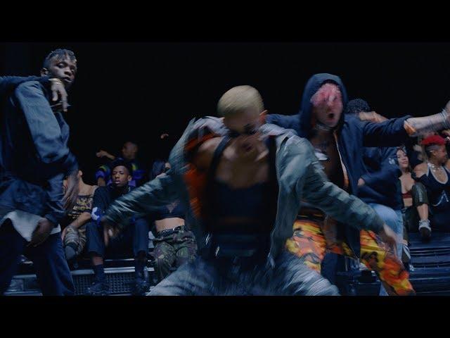 Gesaffelstein Taps Pharrell Williams for Funky
