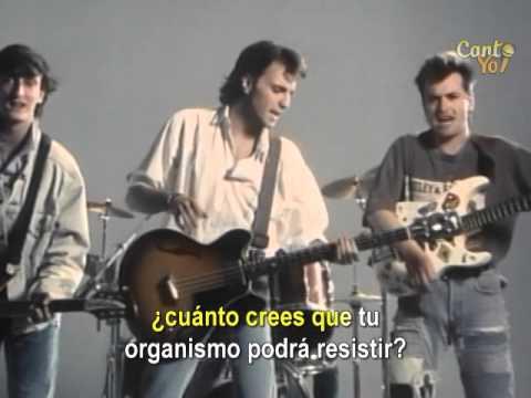 Hombres G - Chico Tienes Que Cuidarte (Official CantoYo Video)