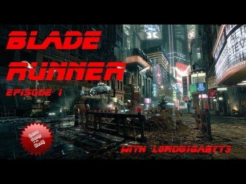 Blade Runner (1997) EP1: Runciters