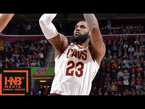 Cleveland Cavaliers vs Indiana Pacers Full Game Highlights / Jan 26 / 2017-18 NBA Season