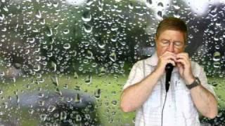 "HARMONICA  "" en écoutant la pluie "" Sylvie Vartan"