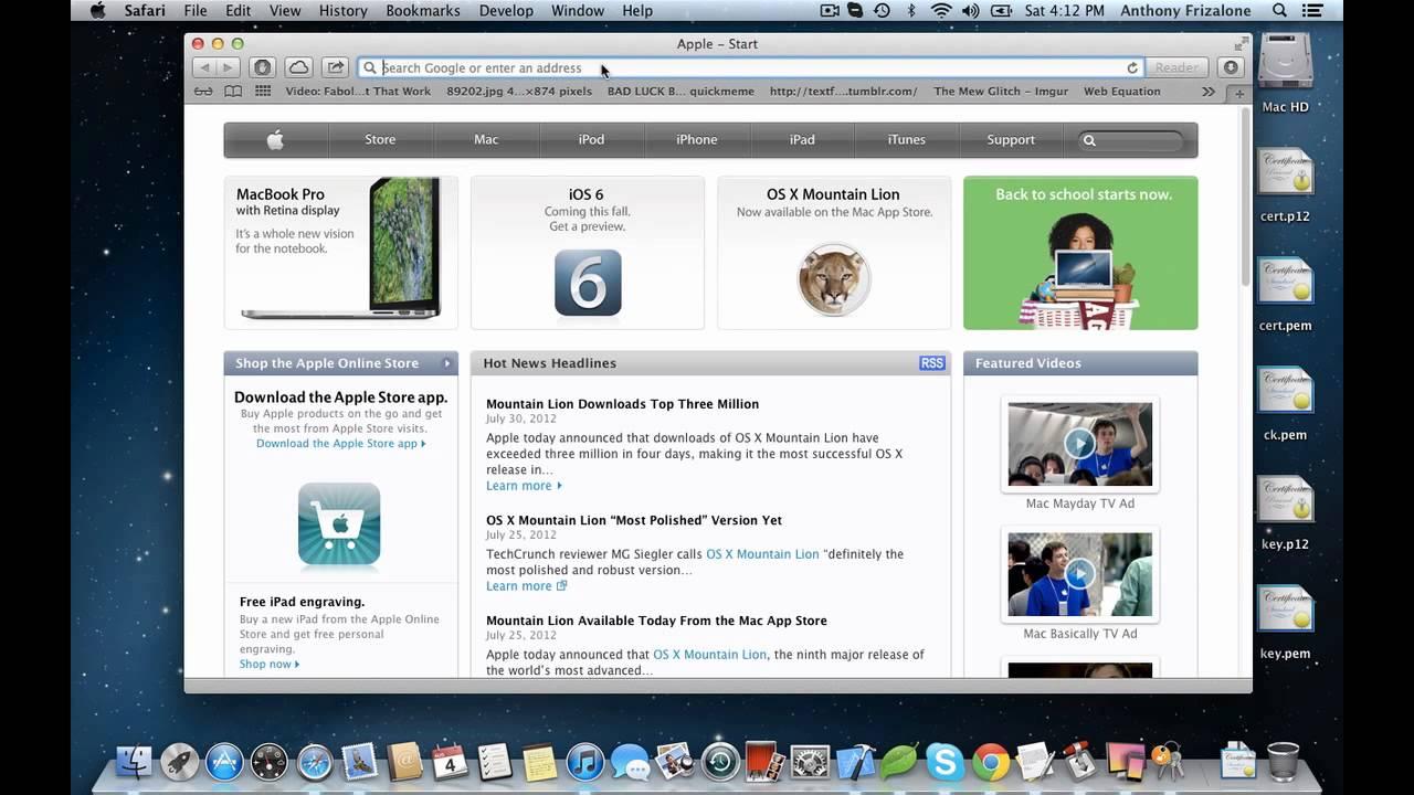 iOS Tutorial - Push Notifications (APNs)
