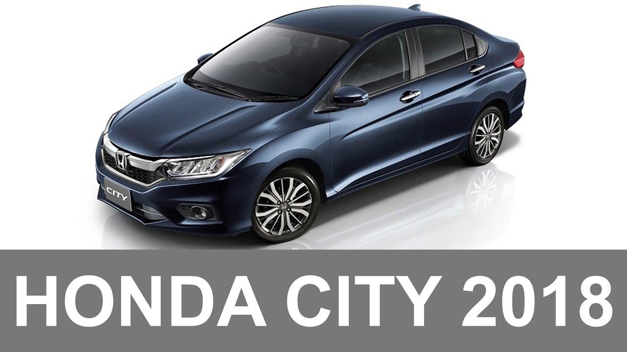 Honda City 2018 - YouTube