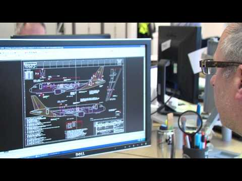 A Day in the Life of Monarch Aircraft Engineering