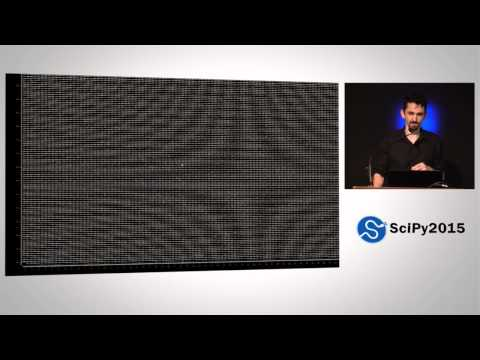 VisPy  Harnessing The GPU For Fast, High Level Visualization | SciPy 2015 | Luke Campagnola