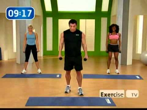 Real Housewives  Upper Body   Workout Videos by ExerciseTV