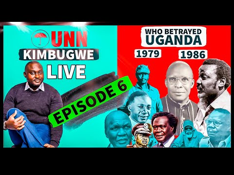 EPISODE 6: At the crack of a revolution; who betrayed Uganda seems to be recurring.