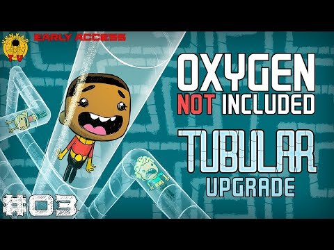 Oxygen Not Included - Oxygen, energy supply plus a little bit of death  - EP03